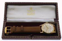 GARRARD SMITHS WATCH WITH 18 JEWEL HIGHEST GRADE MANUAL MOVEMENT WITH BOX AND OUTER  BOX