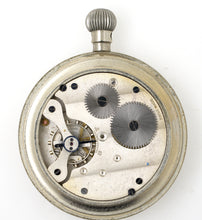 SMITHS EARLY S SMITH AND SONS (M.A) LTD LONDON NICKEL POCKET WATCH
