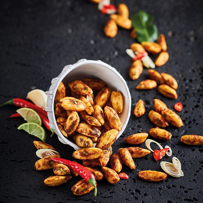 COMING SOON Chiang Mai Chilli Lime Premium Pili Nuts - Mount Mayon