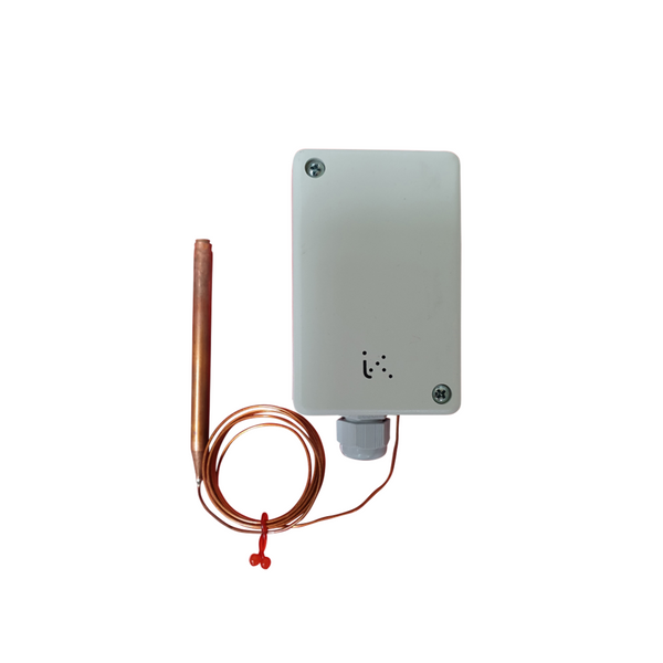 DBET16U  20 - 90°C Thermostat. 2 - 20°C Adjustable Switching Differential