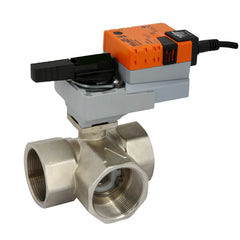 Belimo 3 Way R3 Series Ball Valves