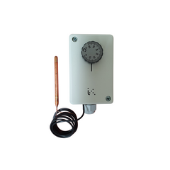 TC060  Cooling Tower Thermostat. Setpoint 0-60°C. 4°C Switching Differential
