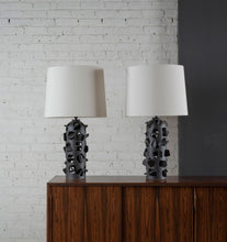 Load image into Gallery viewer, Window Table Lamp Set Large