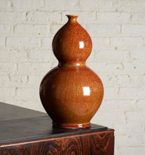 Load image into Gallery viewer, Chinese Gourd Vase