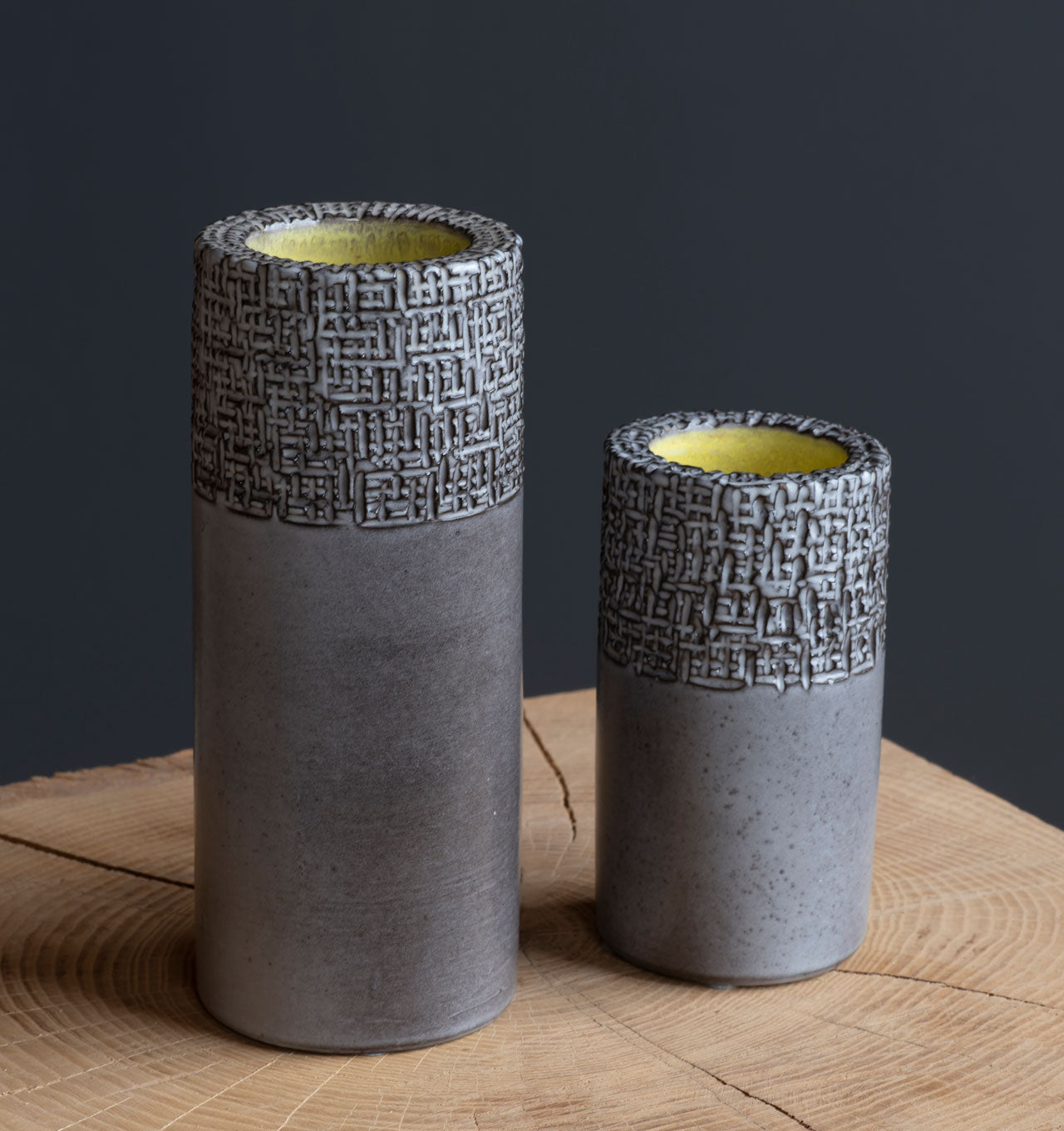Granit Series Vase Collection