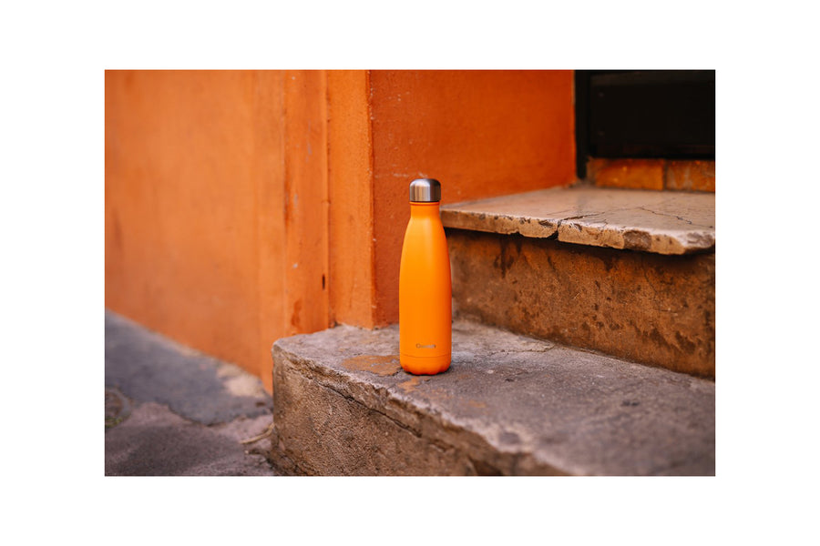 Bouteille nomade orange pop
