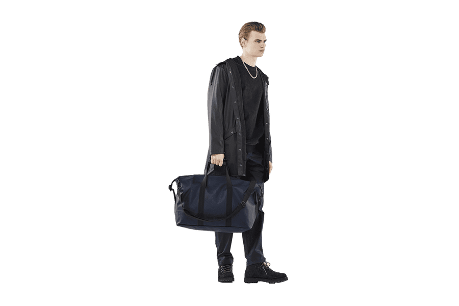 Sac de weekend Rains gris