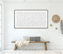 Load image into Gallery viewer, Apartment Farmhouse Name Sign