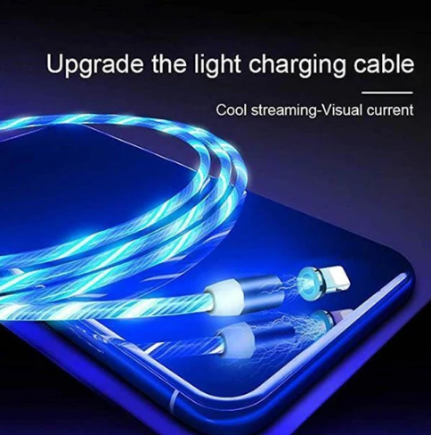Magnetic Color Cable