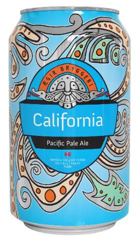 Aegir California Pale Ale