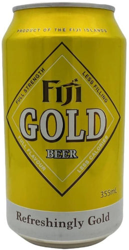 Fiji GOLD Pale Lager