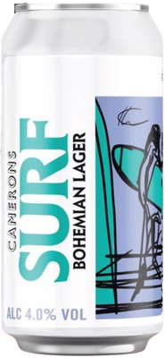 Camerons Surf Bohemian Lager