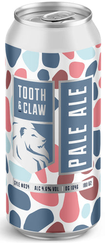 Tooth & Claw Pale Ale
