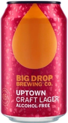 Big Drop Uptown Lager