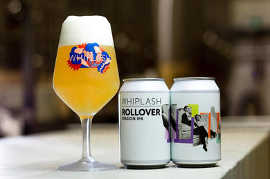 Whiplash Rollover Session IPA