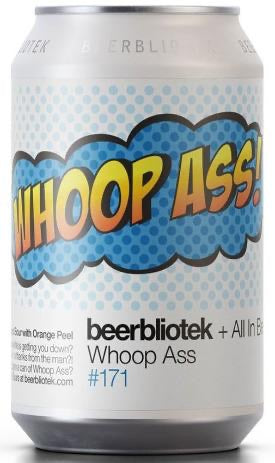 Beerbliotek Whoop Ass