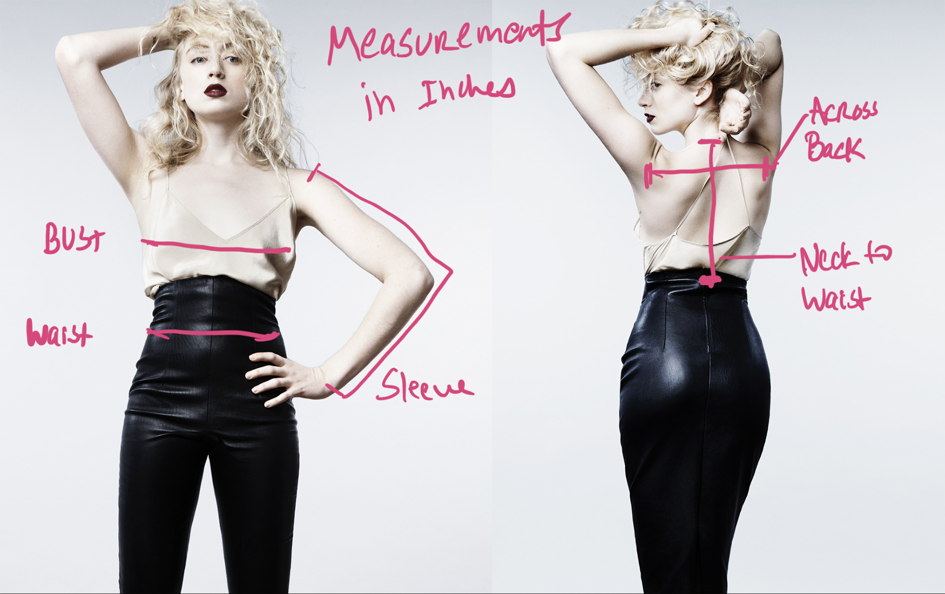 Measurements for Custom Jacket-shelleycaudilldesigns.com