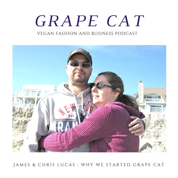 Why I Started Grape Cat