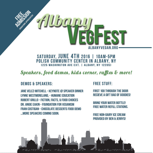 Why We Love the Albany VegFest