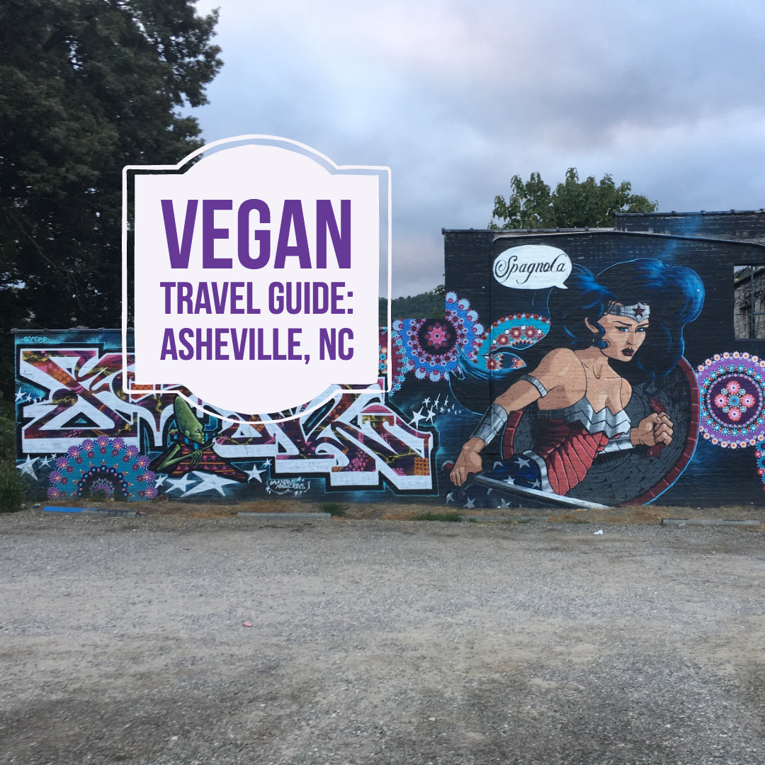 Vegan Travel Guide: Asheville, NC