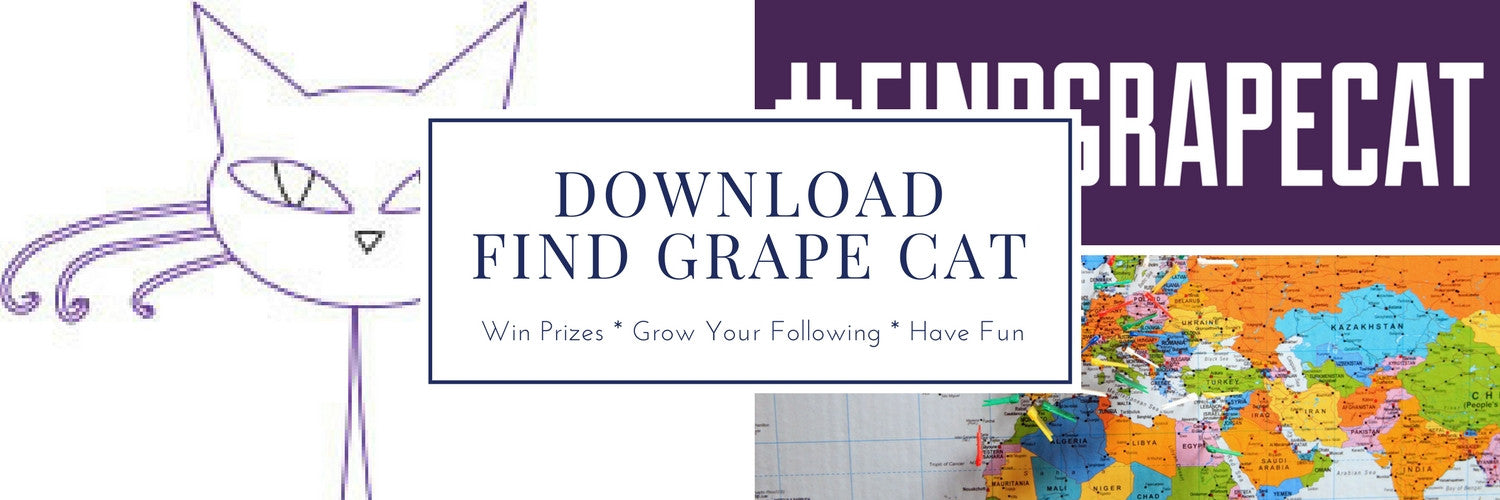Find Grape Cat Instagram Contest Terms and Conditions