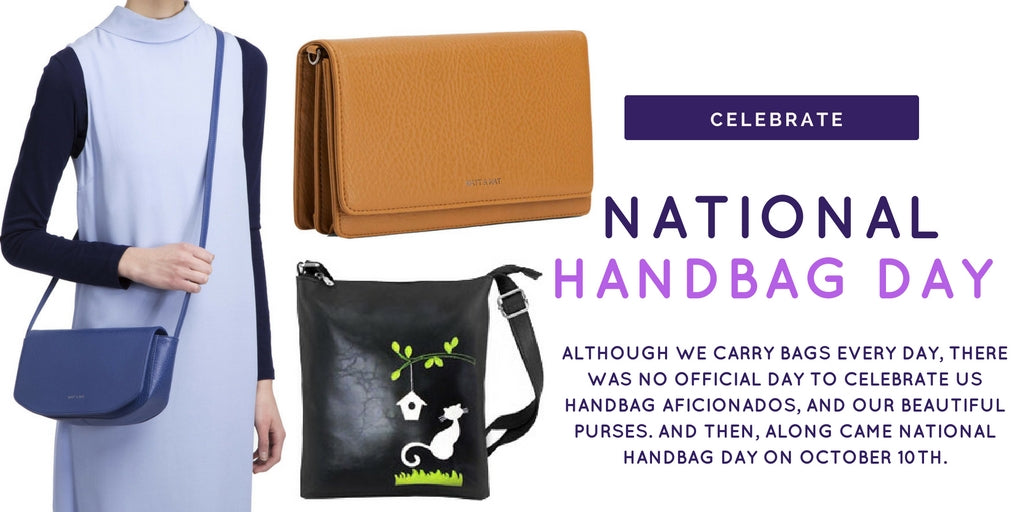 National Handbag Day