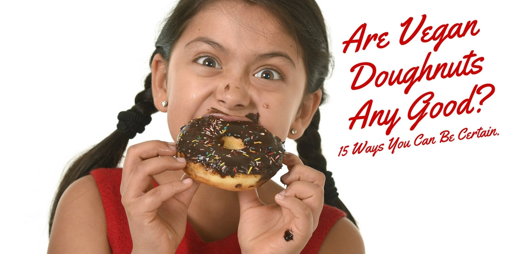 Why Are Children Getting Addicted To Vegan Doughnuts Nowadays?