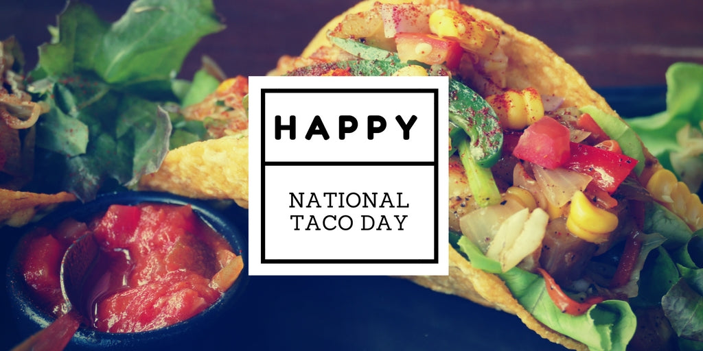 The Vegan Way to Celebrate National Taco Day