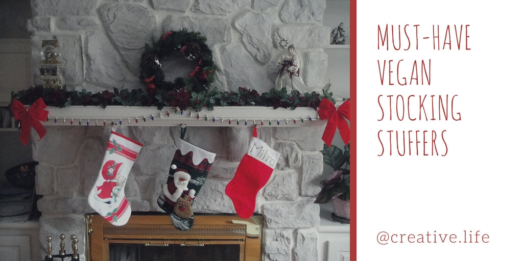 Must-Have Vegan Stocking Stuffers