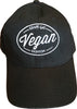 Vegan Baseball Caps - Grape Cat - 1