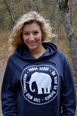Proud Vegan Sweatshirt by Grape Cat Vegan Clothing Brand