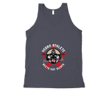 Vegan Athlete Gorilla Tank Top by Grape Cat Vegan Clothing Brand
