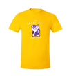 Grape Cat T-Shirt Black Logo, T-Shirt, Grape Cat - Vegan Grape Cat