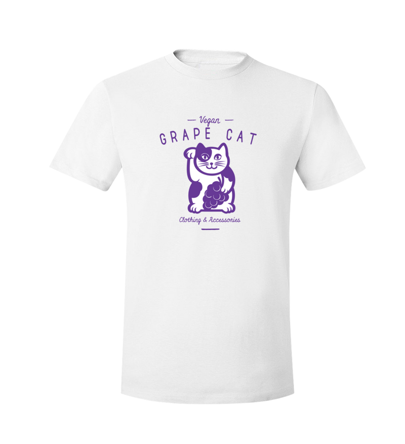 Grape Cat T-Shirt - Grape Cat