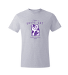 Grape Cat T-Shirt, T-Shirt, Grape Cat - Vegan Grape Cat