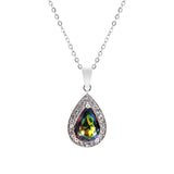 Vitrail Medium Peardrop Necklace