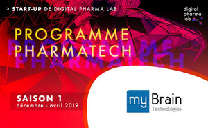 Digital Pharma Lab — myBrain Technologies rejoint le 1er accélérateur Pharmatech d'Europe