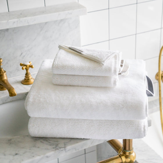 Mini Classic Hand Towel Set- Zissou Blue