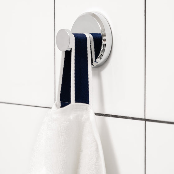Mini Classic Hand Towel Set- Academy Navy