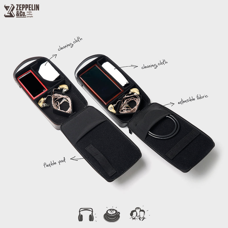 Dignis Attineo DAP + Earphone Pouch