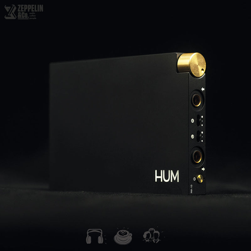 HUM MA1B Black Limited Edition