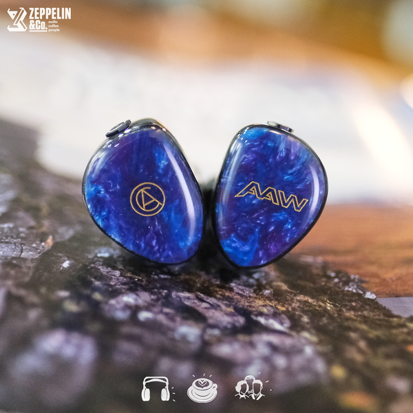 [PRE-ORDER] AAW x Custom Art Project 4+2 UIEM