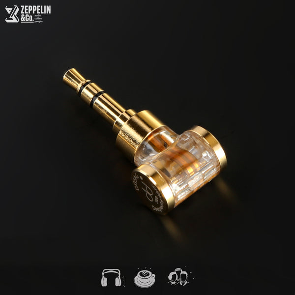 ddHiFi DJ35AG 2.5MM to 3.5MM Adapter