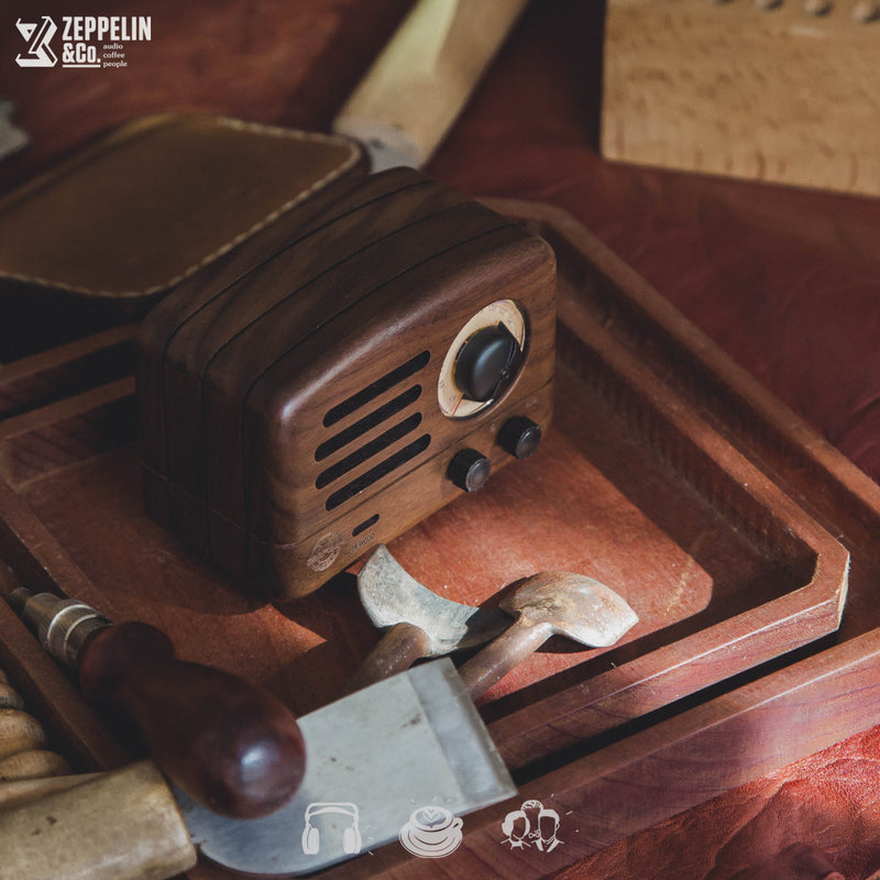 Muzen OTR Wood Speaker (Walnut)