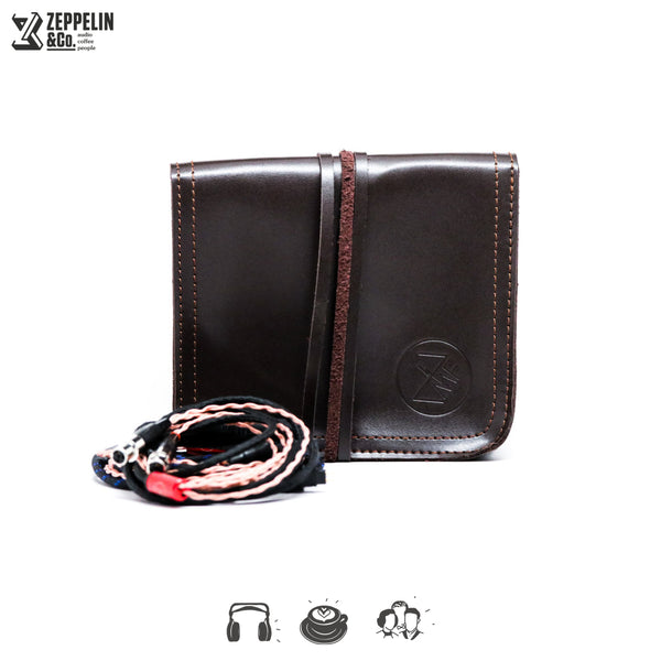 ZMF Leather Cable Pouch