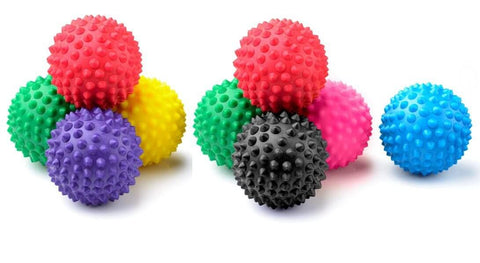 Fortress Hard Spikey Ball - Acupressure