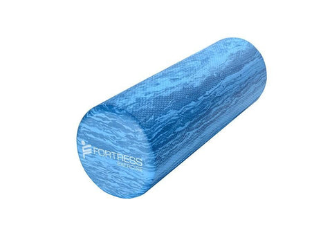 Fortress Premium Pilates Foam Roller Length: 45cm Diameter: 15cm (MEDIUM) Quality Premium