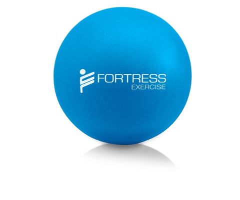 "Lacrosse Ball / ""Fortress"" Rubber Trigger Point - Acupressure"