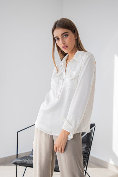 Lexie Flowing Blouse