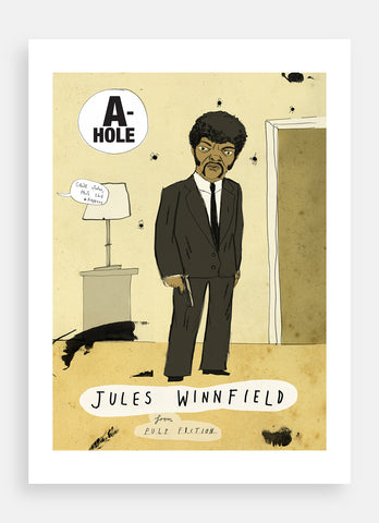 Jules Winnfield - A-hole